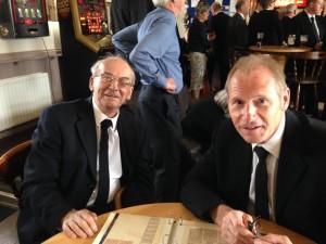 IMG_2887 Ken Spence & Frank Hill