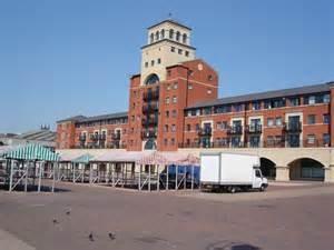 Wolverhampton Market Squareh