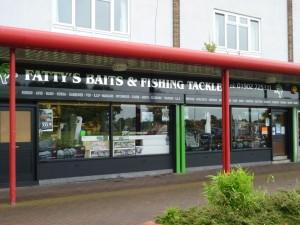 002 fatties Fishing tackle shop