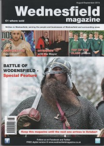 Wednesfield Maga August edition 001