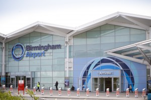 Birmingham Airport, England, UK