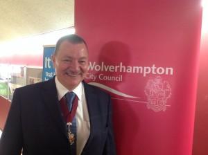 Councillor Phil Bateman