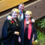 Wednesfield North Councillors - Phil Bateman, Mary Bateman and Rita Potter.