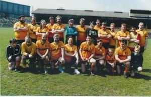 Wolves Labour Group Squad Summer 1988