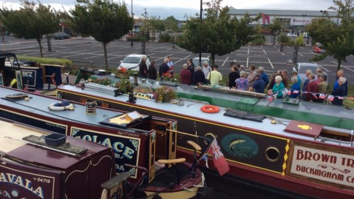 Twenty One (21)  Narrow Boats To Visit Wednesfield!