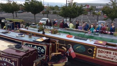 Twenty One (21)  Narrow Boats To Visit Wednesfield!