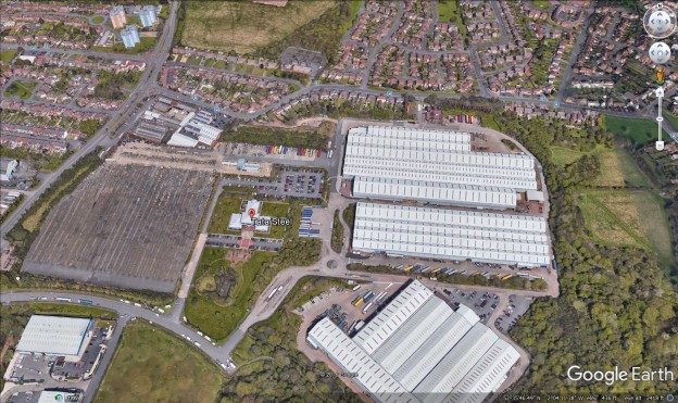 Tata Steel Park -Fifty acres, located in Wednesfield.