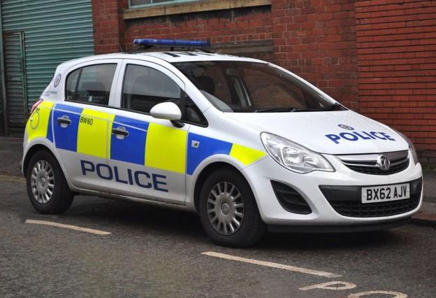 Police car C-m_bVaXoAEqffS