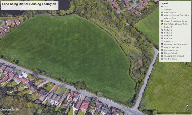 Essington Homes Bid.