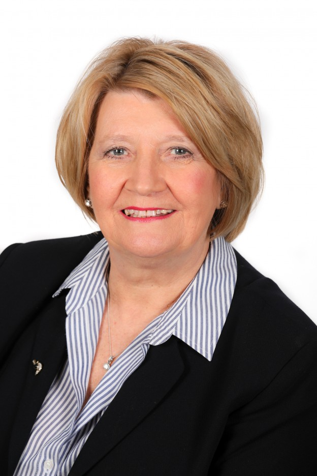 Councillor Mary Bateman.  Picture by Shaun Fellows / Shine Pix