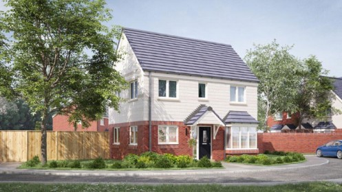 71 Homes Built In Wednesfield North In 5 Years!