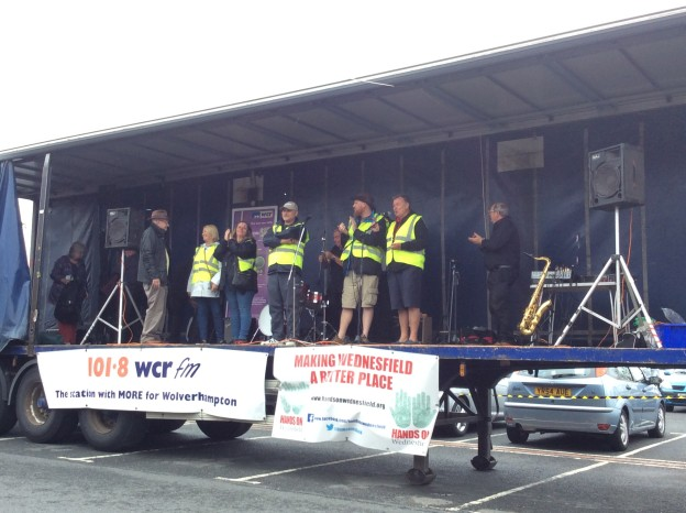 IMG_5161 Wednesfield Canal Fest 2018