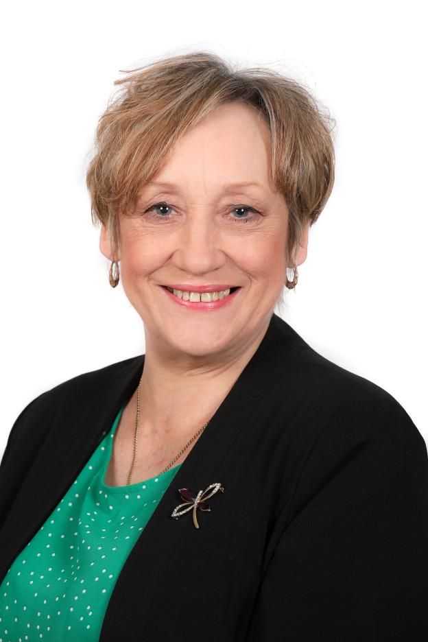 Councillor Rita Potter.  Picture by Shaun Fellows / Shine Pix