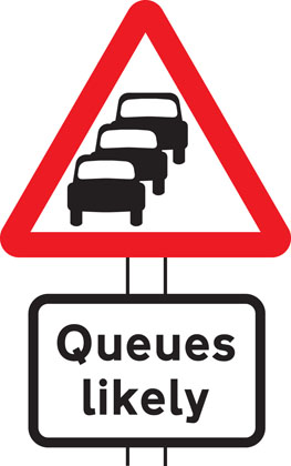 warning-sign-traffic-queues