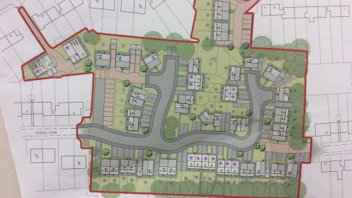 Wednesfield North – New Homes Delivered in 2019