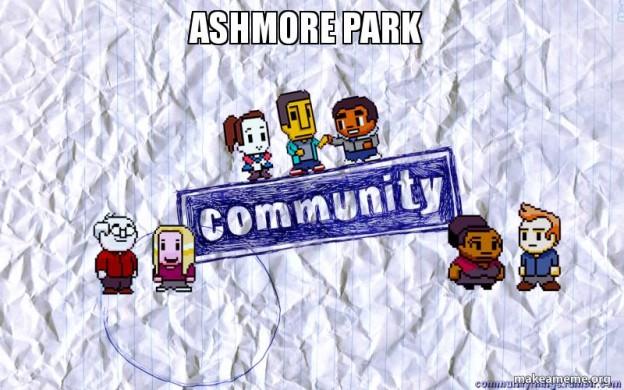 Ashmore Park Community