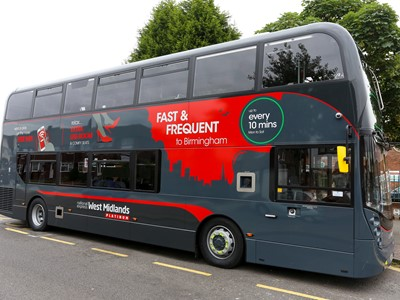 National Express -Buses On Safety First!