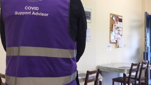 Covid Support Advisers – Ashmore Park