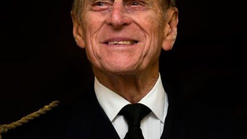 HRH – The Duke of Edinburgh